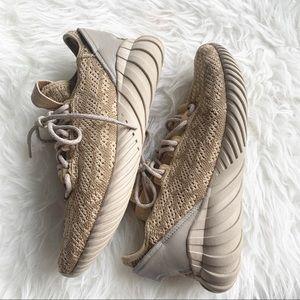 Adidas Tubular Knit Boost Desert Camo